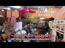 The Patio Place The Patio Place Bakersfield 2016 Tv Commercial Youtube