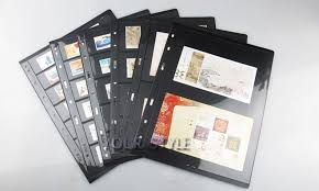 black page photo album banknotes pvc black page world paper money album world paper money
