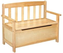 wooden toy bench storage box build a toy box bench seat