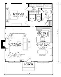Backyard Bungalow By William E Poole  Sq Ft Mother In Law - Backyard bungalow designs