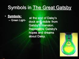 four symbols in the great gatsby fitzgerald named the 1920 s the jazz age famous works include
