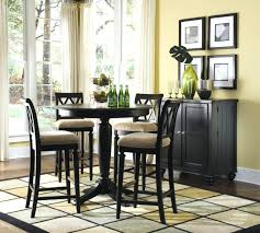 tall round dining table set outstanding tall round dining table set with in rosewood mother of