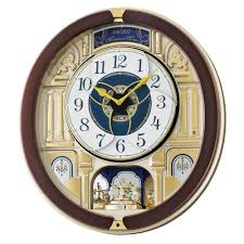 Best Wall Clock Seiko Melodies In Motion Clock Special Collector U0027s Edition
