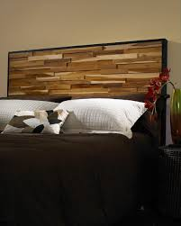 Barn Wood Headboard Padma U0027s Plantation Reclaimed Wood Headboard For Queen Size Live