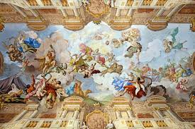 Baroque Ceiling by Paul Troger Wikipedia