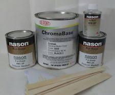 base coat clear coat kit thinner reducer medium black automotive