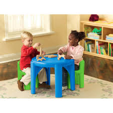Step 2 Traditions Table Chair Set Little Tikes Table And Chairs Set Pink Home Table Decoration