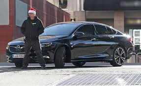 maserati christmas an early christmas present new vauxhall insignia grand sport