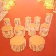 cheap wedding cake stands online get cheap crystal wedding centerpiece aliexpress com