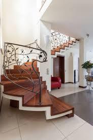 25 custom wood stairs and railings photo gallery