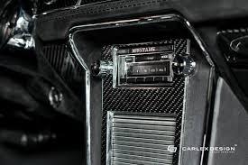 ford mustang 1967 interior 1967 ford mustang by carlex has carbon fiber and alcantara