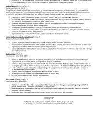 How To Put Data Entry On Resume Resume Evan Jones Thorne