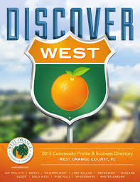 west orange chamber discover 2015 by central florida lifestyle issuu