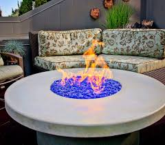 Concrete Firepits Concrete Firepits With Naturecast Cement Elegance