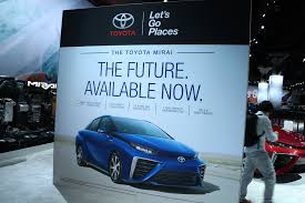 hydrogen fuel cell car toyota toyota is serious about the hydrogen powered mirai scionlife com