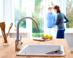 bathroom gorgeous peel tile grohe kitchen faucets concetto