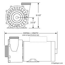 1 5hp waterway tub pump u0026 motor 2