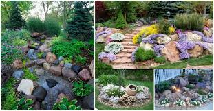 Image Of Rock Garden 20 Wonderful Rock Garden Ideas You Need To See