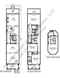 dallas townhouse floor plans for sale