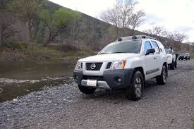 nissan xterra 2015 pro4x indian valley reservoir exploration by xterra