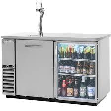 beverage cooler with glass door beverage air dz58g 1 s 1 led 58