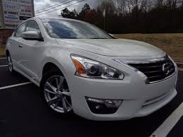 nissan altima 2015 trunk 2015 used nissan altima 4dr sedan i4 2 5 sl at platinum used cars