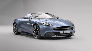 aston martin back q by aston martin vanquish volante brings am37 back ashore