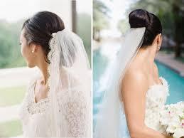 low hight hair the 30 best wedding bun hairstyles everafterguide
