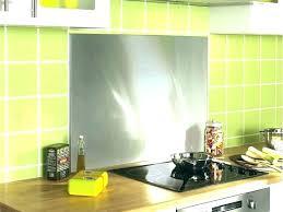 plaque protection murale cuisine plaque de protection murale pour cuisine plaque pour proteger mur