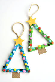 christmas tree decorations to make out of paper easy crochet