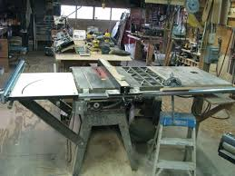 craftsman sliding table saw guns tools lumber allied auctioneers allied auctioneers