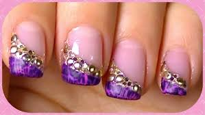 bring out your crackle nail polish simple fast elegant nail art
