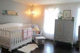 Shabby Chic Nursery Furniture by A Positively Glamorous Shabby Chic Nursery Project Nursery