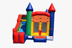 multi color combo bounce house rentals u0026 water slides