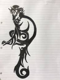 tribal monkey tattoo design tattoo for b pinterest monkey