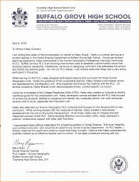 Sample Letter Of Recommendation From Teacher Sample Reference Letter For A Science Teacher Cover Letter Templates