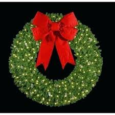 large lighted christmas bow christmas bows for wreaths essential red bow holiday wreath garland