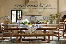 Pottery Barn Registry Event Style Finder Quiz Pottery Barn