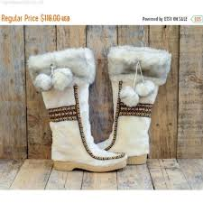 womens fur boots uk sale winter boots boots us 5 uk 3 eu 35 vegan fur boots