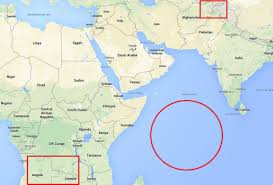 Seychelles Map Where Would Mother Base Be Mgsv Spoilers Metalgearsolid