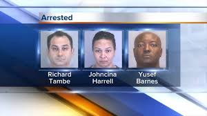 Dr Barnes Chiropractic Chiropractors Charged With Insurance Fraud Abcactionnews Com Wfts Tv
