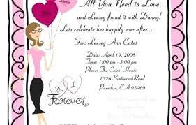 bridal party invitation wording bridal shower invitations packed with bridal shower