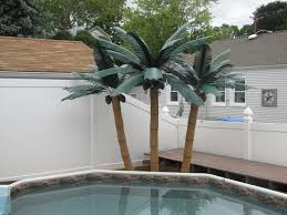 artificial palm tree services