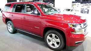 Chevy Tahoe 2014 Interior 2015 Chevrolet Tahoe Ltz Exterior And Interior Walkaround 2014