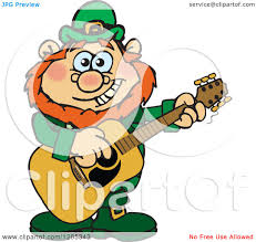 royalty free rf clipart illustration of a st patricks day