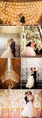 39 magical string and hanging light wedding decorations and