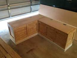 Storage Bench Seat Build by Corner Storage Bench For Wonderful Window Bench Seat Build Youtube