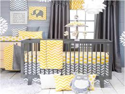 Grey And Yellow Crib Bedding Grey And Yellow Baby Crib Bedding Sets Home Design Remodeling