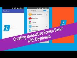 sensme slideshow apk interactive screen saver with daydream