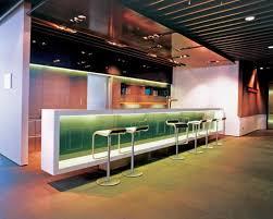 Bar Design Ideas For Restaurants Modern Home Bar Design With Green Glow Tables Pinterest Bar